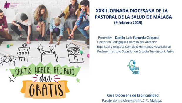XXXII Jornada Diocesana de Pastoral de la Salud
