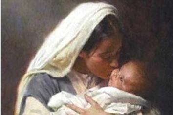 María, icono de la confianza y del acompañamiento